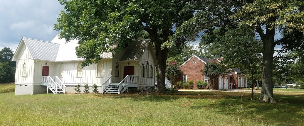 All Saints Anglican Church, Boaz, Alabama