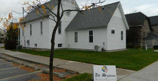All Saints Anglican Church, Traverse City, Michigan