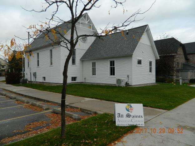 All Saints Anglican Church, Traverse City, Michigan